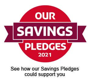 Saving's Pledges
